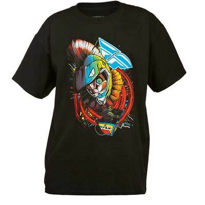 Fly Racing T-Shirt Kids Jackbox schwarz