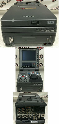 Sony DNW-A25WS Digital Videocasette Recorder
