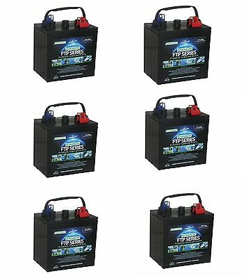 8 x 6 Volt Powabloc T125 270 AH Traction Battery (FFP6240)
