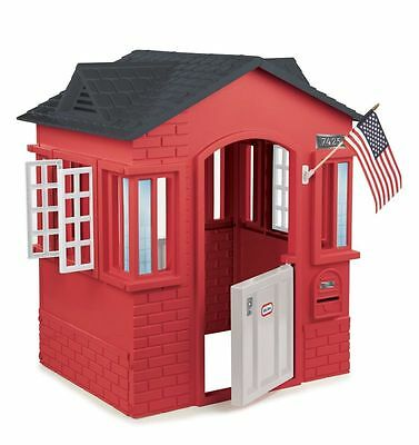 Little Tikes Cape Cottage Red/grey