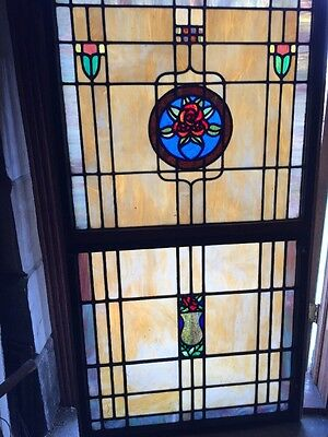 Sg 1214 3 Available Price Separate Antique Double Hung Landing Window 32 X 61