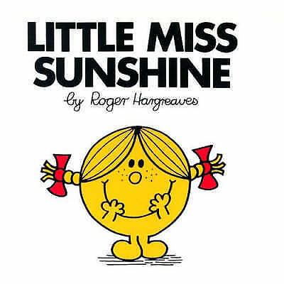 NEW (4)  LITTLE MISS SUNSHINE ( BUY 5 GET 1 FREE book )  Mr Men 9780749852283