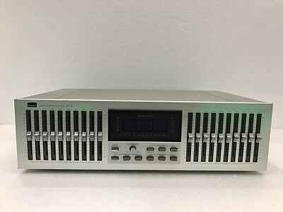 Sansui Se-8 Stereo Graphic Equalizer