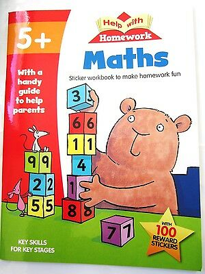 Year 1 Maths Numeracy Learning Resource Activity Book Educational Games 5 6