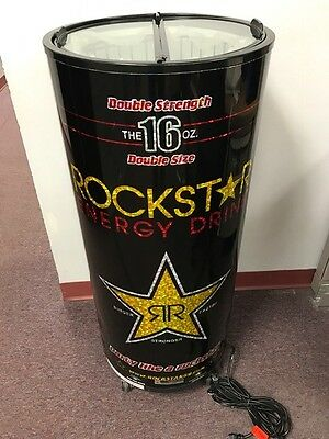 New Rockstar Energy Drink Electric Fridge Cooler