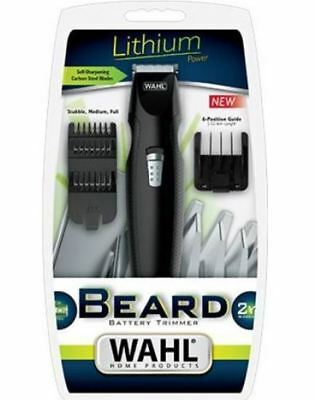Wahl WA5606 Lithium Battery Beard Trimmer