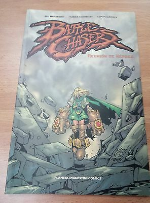 Battle Chasers (Planeta-Deagostini, 2002) -Reunion De Heroes