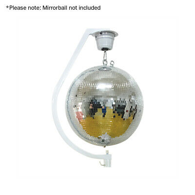 Equinox Curve Mirror Ball Hanging Bracket up to 30cm