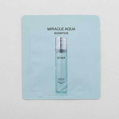 [OHUI] Miracle Aqua Essence 1m X 10,20,30 or 40pcs with 5pcs O Hui testers