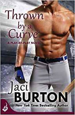 Thrown By A Curve: Play-By-Play Book 5, New, Burton, Jaci Book
