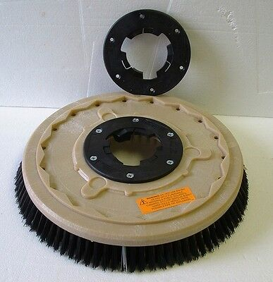 "Nylon Brush ,17"",floor buffer , carpet cleaning,shampoo & a free NP9200 plate !"