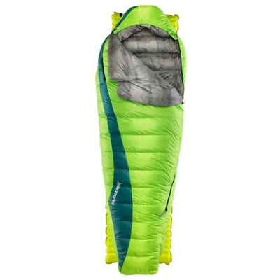 Thermarest Questar HD Down Sleeping Bag Green Regular