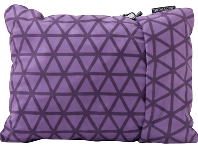 Thermarest Compressible Pillow Large Amethyst