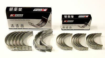 Land Rover, Jaguar, Citroen, Peugeot 2.7 TDV6 Main Crankshaft & Conrod Bearings