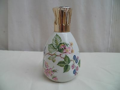 Ancienne Lampe Berger Paris en Porcelaine Limoges France