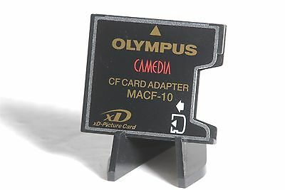 Olympus Camedia XD Picture Card To CF Compact Flash Card Adapter MACF-10