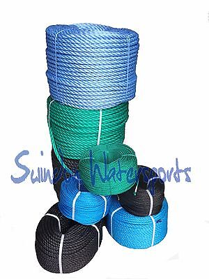 Poly Rope Coils, Polyrope, Polypropylene, Polyprop, Agriculture, Tarpaulins