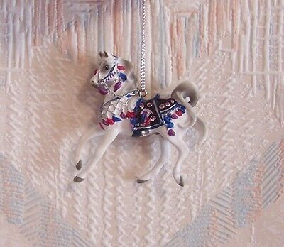 Painted Ponies Arabian Splendor Christmas Ornament