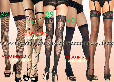 Stockings and Thigh Highs Lot of styles- You choose Style #2