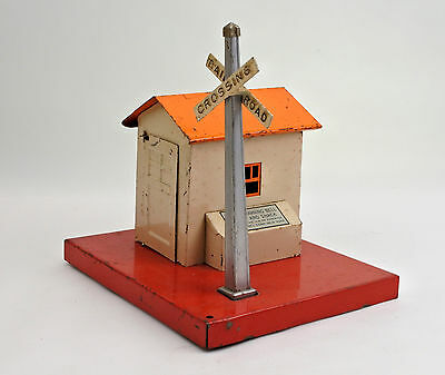 Lionel O Gauge Prewar 76 Warning Bell & Shack