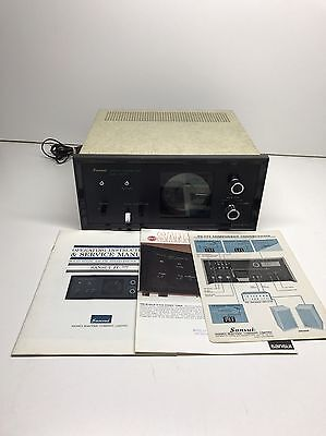 Vintage Sansui TU-777 Solid-State Stereophonic Tuner Parts & Repair