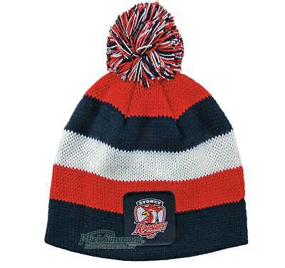NEW Sydney Roosters NRL Baby Beanie