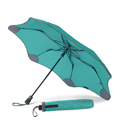 BLUNT XS Metro + UV Compact Umbrella Mint