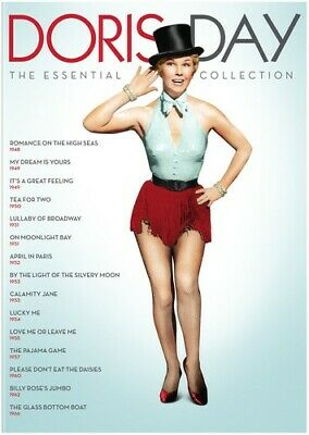 Doris Day: The Essential Collection - 15 DISC SET (2015, DVD NEW)