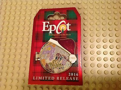 Disney Trading Pin Limited Release 2016 Epcot Holidays Around The World New