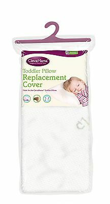 Clevamama Replacement Toddler Pillow Cover