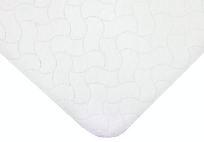American Baby Company 2856 Waterproof Bassinet Sheeting Pad (White)