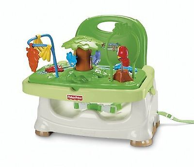 Fisher-Price Booster Seat Rainforest