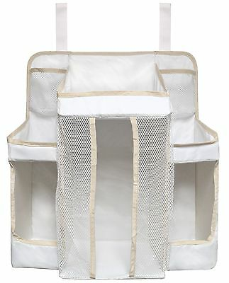 DEX Products INC Dexbaby Nursery Organizer White one size