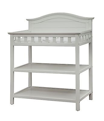 Thomasville Kids Southern Dunes Dressing Table with Pad White