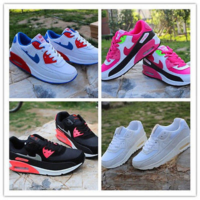 2017 Fashion Women Shoes Ladies Pumps Trainers Lace Up Mesh Sports Running Shoes