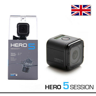 GoPro HERO 5 Session 4K 10MP Waterproof Action Camera with WI-FI+BLUETOOTH