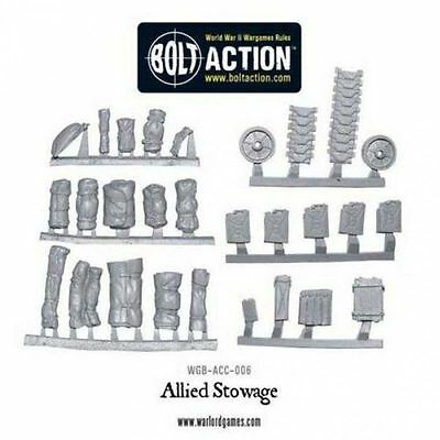 Warlord games - Bolt Action - Stowage Pack Allied - 28mm