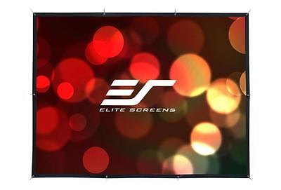 "NEW Elite Screen DIY145V1 DIY PRO Series 145""(4:3) DynaWhite Projector Screen"