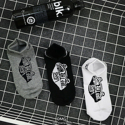 NEW Fashion movement Brand Mens Low-Cut Socks Select Colors Skate
