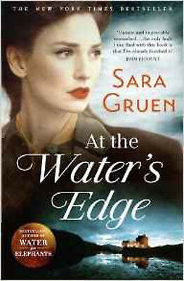 At The Water's Edge, New, Gruen, Sara Book