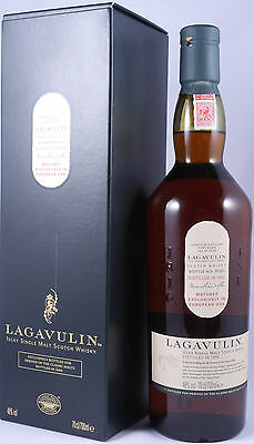 Lagavulin 1995 12 Years FOCM Special Release 2008 Islay Scotch Whisky 48,0% RARE