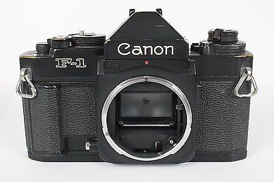 Canon F1N 35mm Camera Body With Standard Prism (Latest)