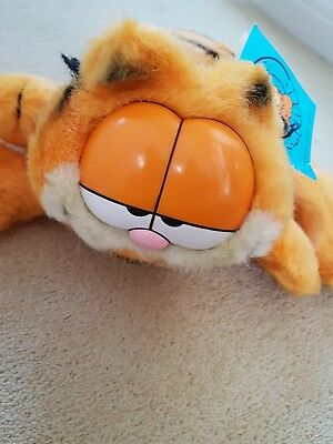 garfield soft toy BNWT original vintage DAKIN 31-1572
