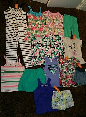 NWT Girls Size 6 LOT of CLOTHES and OUTFITS Gymboree  hearts