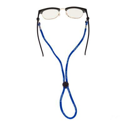 Adjustable Sunglasses Neck Cord Strap Eyeglass Glasses Lanyard Holder Blue