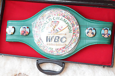 WBC world championship boxing belt replica new Heavyweight version