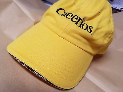 Embroidered  yellow Cheerios  CAP    New