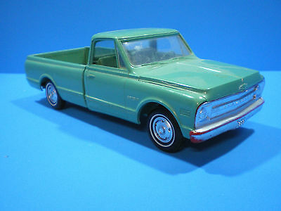 1969 Chevy pick up original Promo in light green by AMT