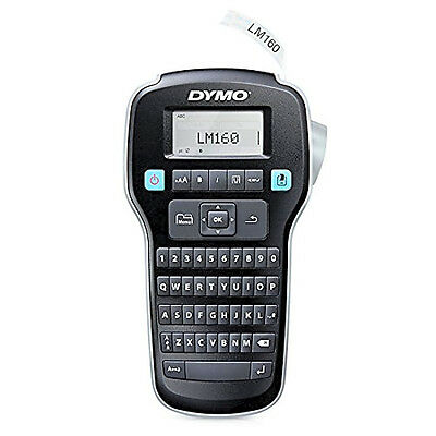 DYMO LabelManager 160 Handheld Label Maker Top Quality Machine By DYMO New