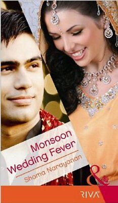 Monsoon Wedding Fever, New, Narayanan, Shoma Book